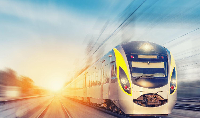 Modern-train